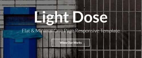 View Information about LightDose