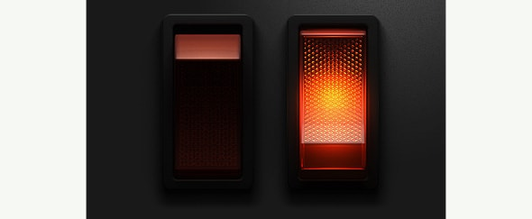 Design Inspiration: Lighted Rocker Switch