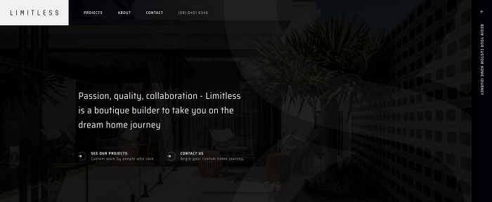 View Information about Limitless Building