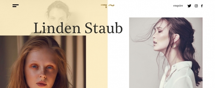 View Information about Linden Staub