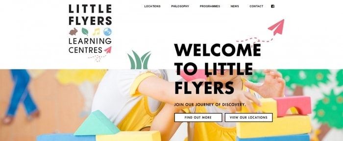 View Information about Little Flyers
