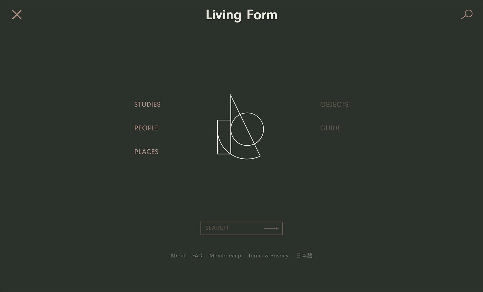 Go To Living Form