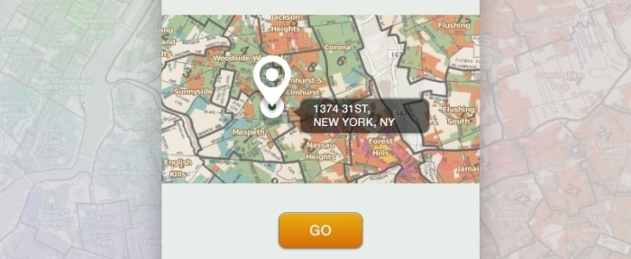 View Information about Location Interface