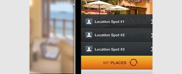 View Information about LocationSpot