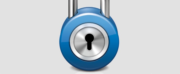 View Information about Lock Icon