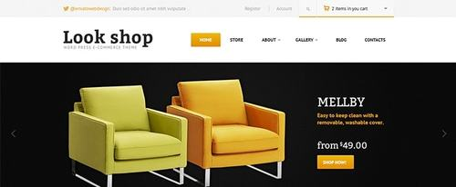 View Information about Lookshop - eCommerce Theme