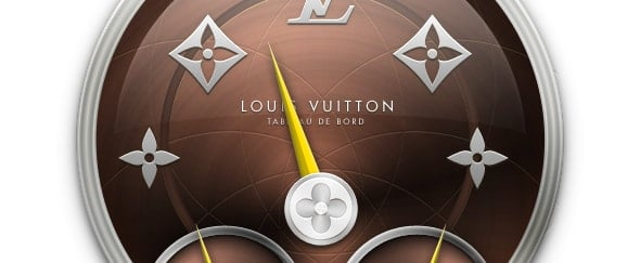 View Information about Louis Vuitton Dashboard