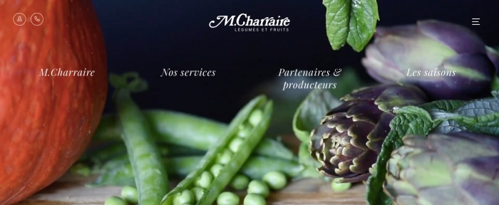 View Information about M Charraire