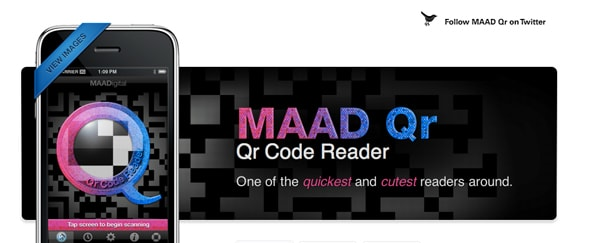 View Information about Maad Qr