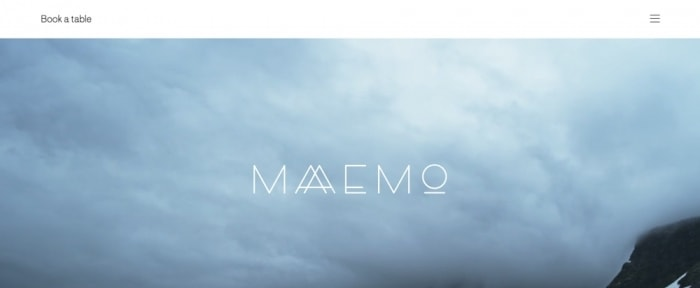 View Information about Maaemo