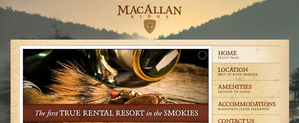 View Information about Macallan Ridge