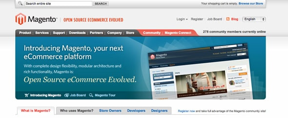 Go To Magento Commerce