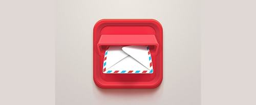 View Information about Mail Icon Design