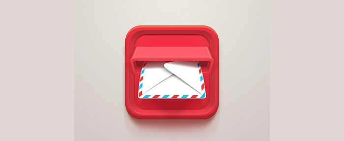 Go To Mail Icon Design
