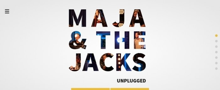 Go To Maja & The Jacks
