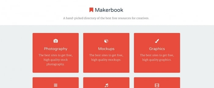 View Information about Makerbook