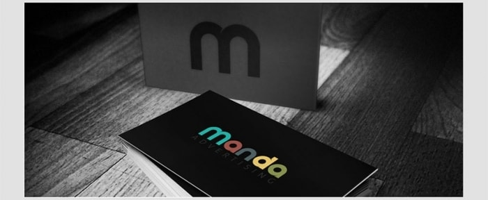 View Information about Manda Advertising Logo Design