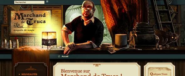 View Information about Marchand De Trucs