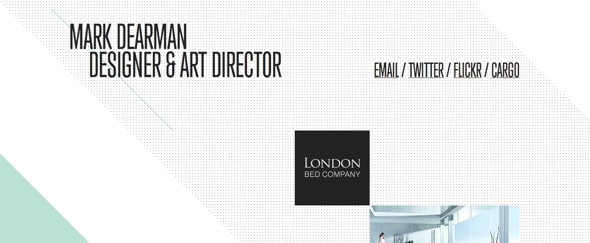 View Information about Mark Dearman Design