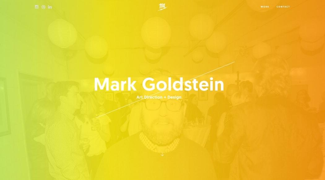 Go To Mark Goldstein