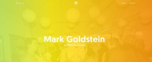 View Information about Mark Goldstein