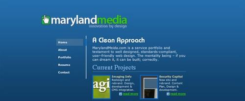 View Information about Maryland Media