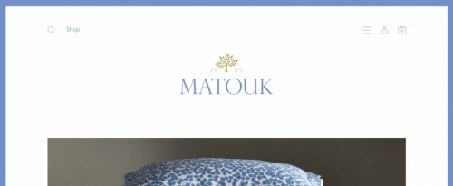 View Information about Matouk