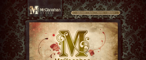 View Information about McClanahan Studio