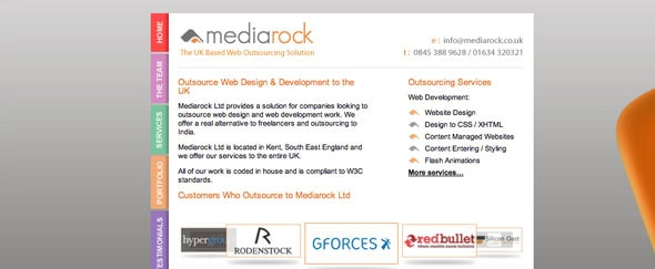 View Information about Mediarock