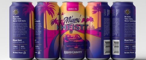View Information about Miami Heist Double IPA