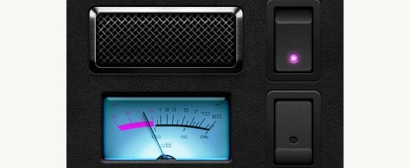 View Information about Mic Meter Switch