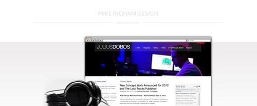 View Information about Mike Ingham Design