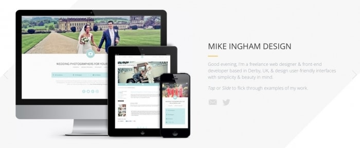 View Information about Mike Ingham