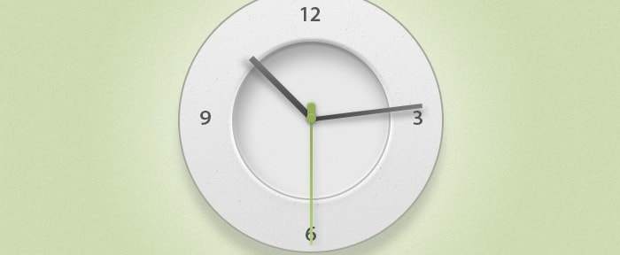 View Information about Minimal Clock