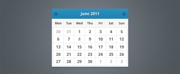 View Information about Minimalist Calendar