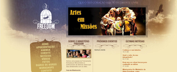 View Information about Ministerio De Artes Freedom