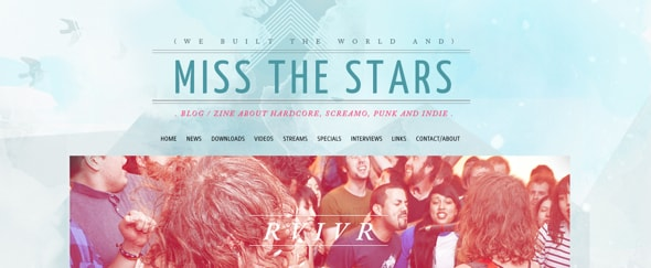View Information about Miss the stars