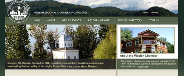 View Information about Mission Chamber
