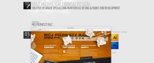 View Information about Misz Michal Galubinski