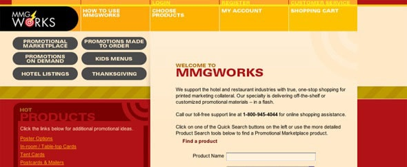 View Information about MMG Works