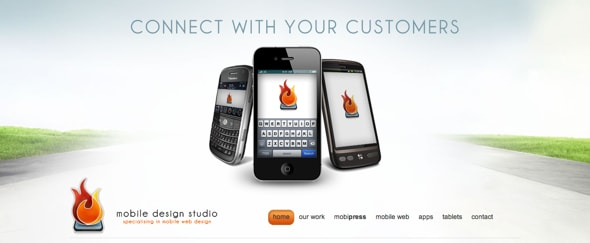 View Information about Mobile Design London