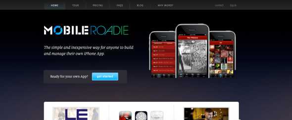 View Information about Mobile Roadie