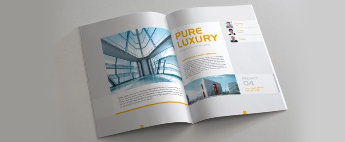 View Information about Modern Brochure