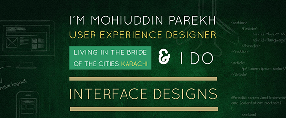 View Information about Mohiuddin Parekh