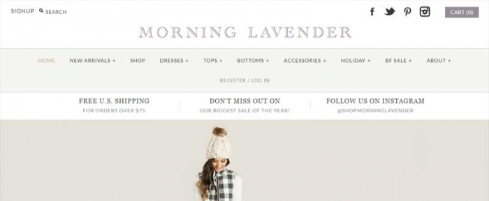 View Information about Morning Lavender