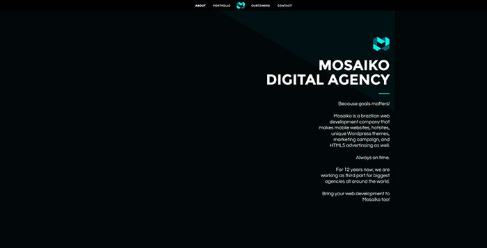 Go To Mosaiko Digital Agency
