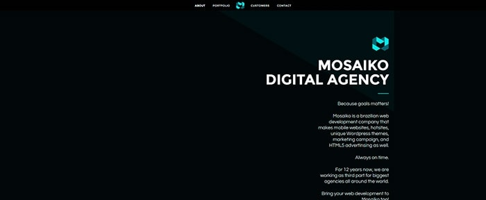 View Information about Mosaiko Digital Agency