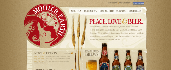 View Information about Mother Earth Brewing