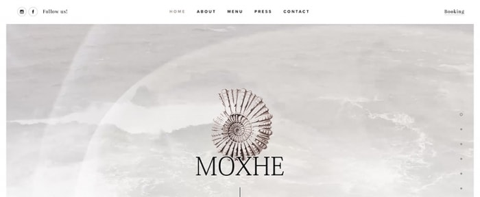 View Information about Moxhe