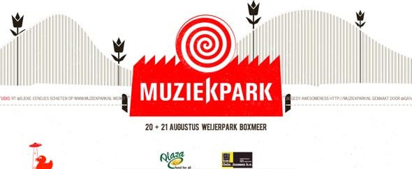View Information about Muzielpark 2011